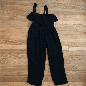 Black Madewell jumpsuit